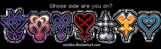 Kingdom Hearts Sides