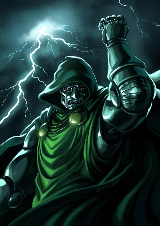 Dr Doom SKW