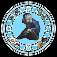 Jack Frost Stained Glass