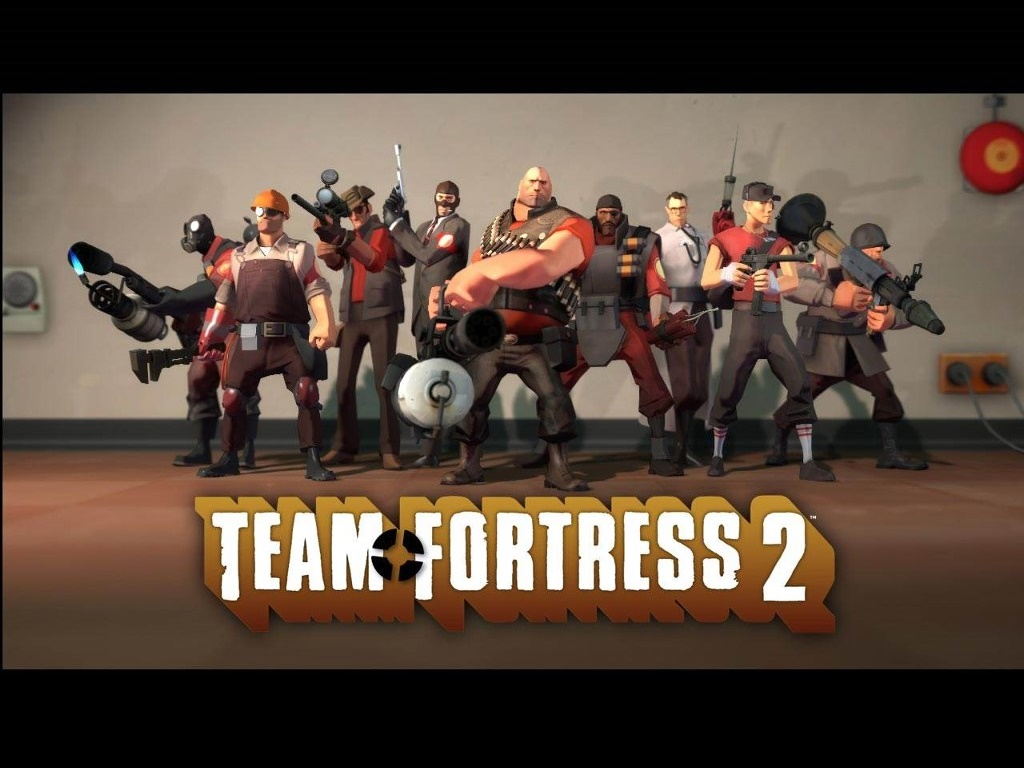 Team Fortress 2 Cast
