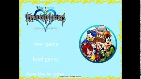 Kingdom hearts awoken dreams menu-1407338680