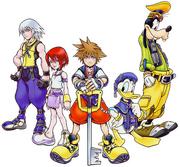 KH-characters