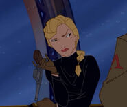 Lieutenant Helga Katrina Sinclair