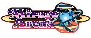 Mirage Arena Logo