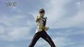 Gokai Silver ~ Super Mega Silver Ranger.png