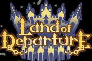 Land of Departure Logo Arcana