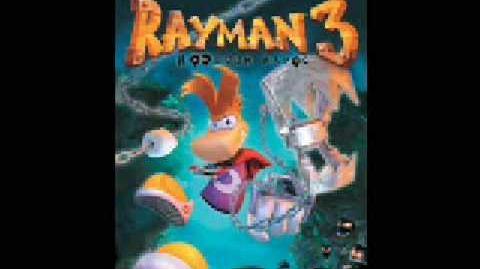 Rayman 3 Hoodlum Havoc - The Fairy Hall