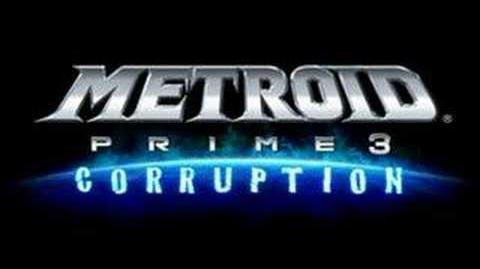 Metroid Prime 3 Corruption Music- Phazon Metroid Battle