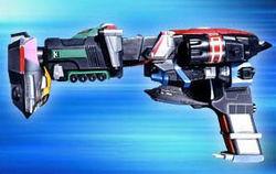 DekaWing Cannon