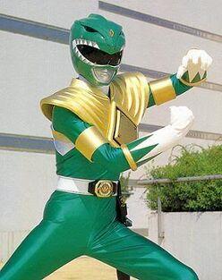 Dragon Ranger ~ Green Ranger