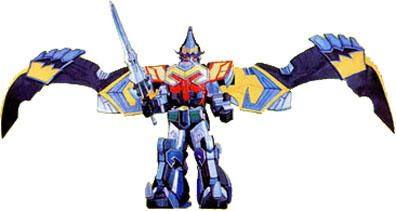 Magi King ~ Titan Megazord