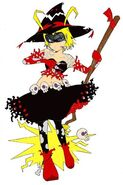 Halloweentown Larxene