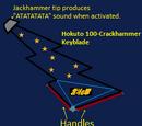 Hokuto 100-Crackhammer