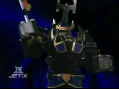 GouraiJin ~ Beetle Megazord