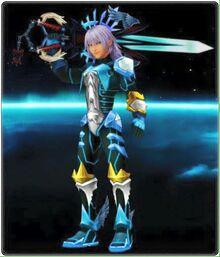 Riku Armored