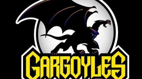 Gargoyles Original Theme