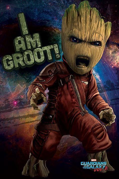 Kid Groot