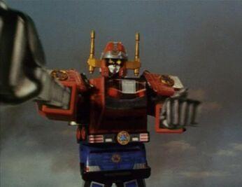 Victory Robo ~ Lightspeed Megazord