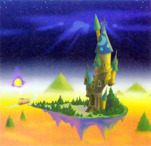 Mysterious Tower (Art)