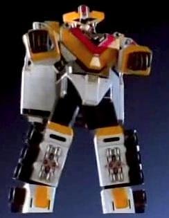 Mega Winger ~ Space Wingerzord