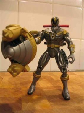 Mega Battler Go Metal