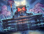 Artwork Frank Radiator Springs Kingdom Hearts Fanon Wiki