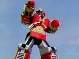 Red Puncher ~ Red Battlezord