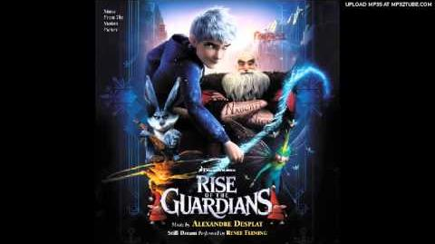 02 - Alone In The World (Rise Of The Guardians - Alexandre Desplat)