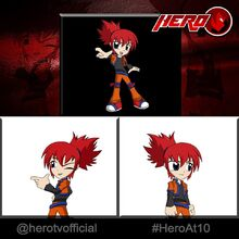 Jiro from HERO TV