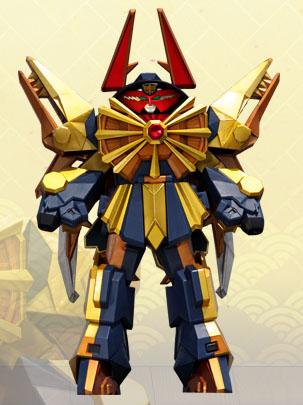 DaiKaiOh ~ Claw Battlezord