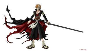 Kingdom Hearts Ichigo LINES by arvalis