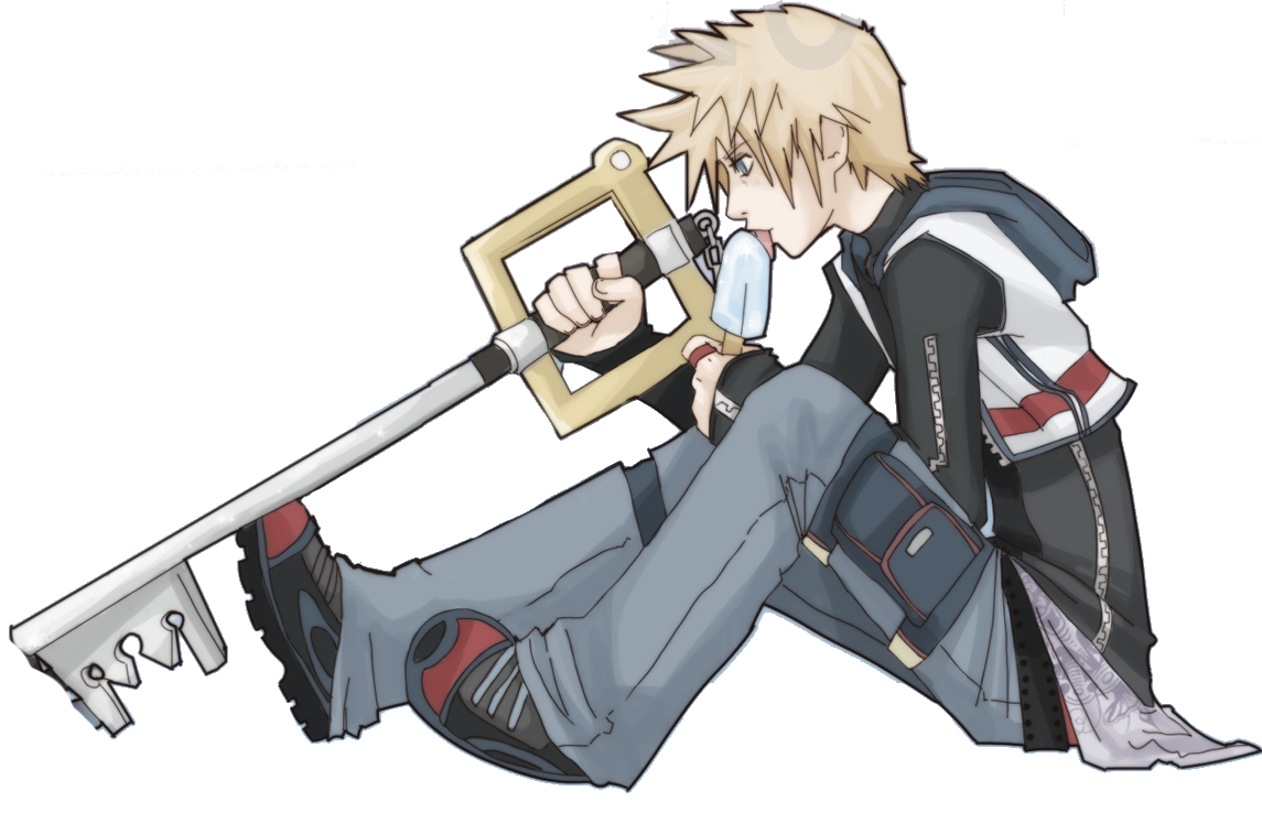 roxas kh fr kingdom hearts fanon wiki fandom powered by wikia