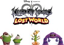 Kingdom Hearts Lost World