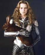 Mia Wasikowska as Alice Kingsleigh