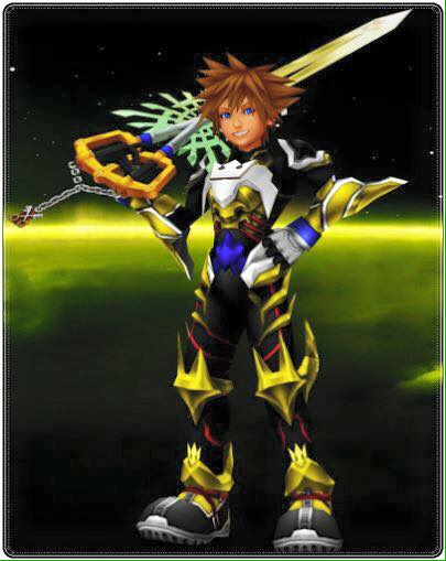 Sora Armored