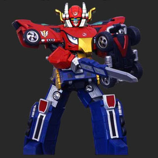 Engine Oh ~ High Octane Megazord