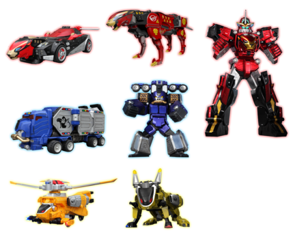 Buster Machines