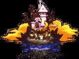 Radiant Garden/Hollow Bastion (KH 3: Master ventus)