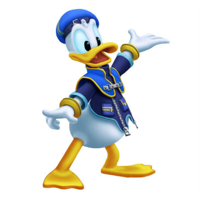 Donald Duck Kingdom Hearts Fanon Wiki