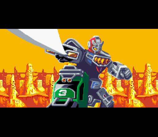 RV Robo ~ Turbo Megazord