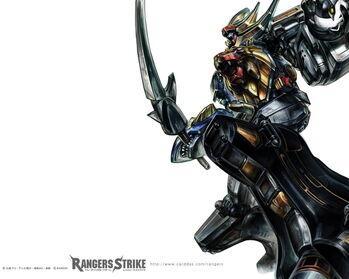 GaoKing ~ Wild Force Megazord