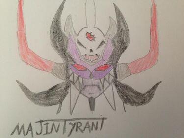 MazinTyrant Concept 1.0