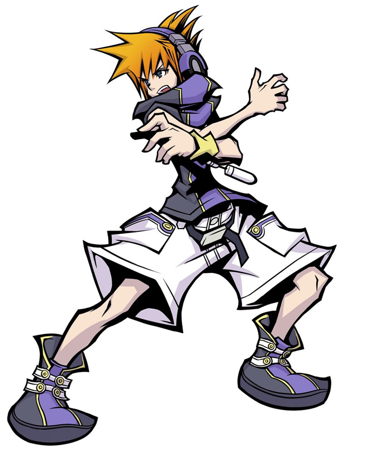 Neku Sakuraba Khdw Kingdom Hearts Fanon Wiki Fandom Powered By