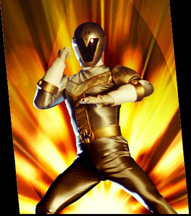 Go Metal ~ Titanium Ranger