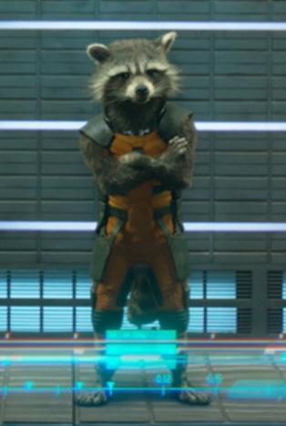Rocket Raccoon GotG