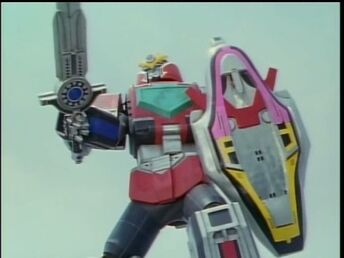 Time Robo ~ Time Force Megazord