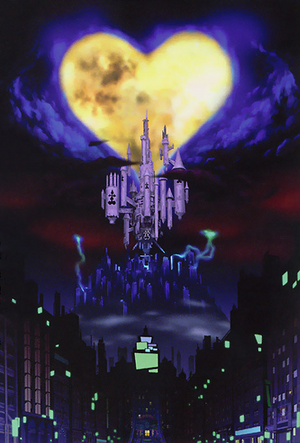 Castle That Never Was (Art)