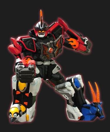 Geki Fire ~ Jungle Master Megazord