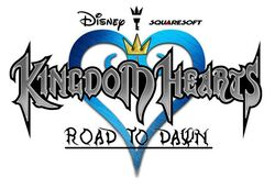 Kingdom hearts road to dawn logo