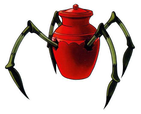 Pot Spider Kingdom Hearts Fanon Wiki